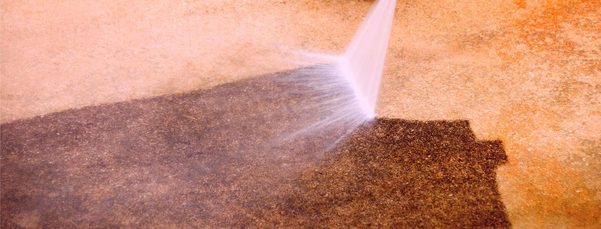 garage floor pressure washing (1)